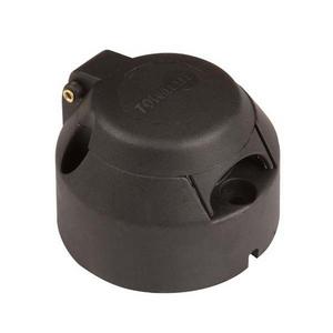 7 PIN 12V PLASTIC SOCKET C/W FOG LAMP CUT-OFF
