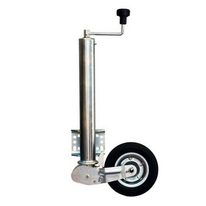 RETRACTABLE JOCKEY WHEEL