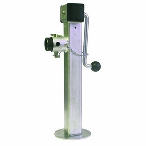 SWIVELLING TELESCOPIC JACK (2000KG)