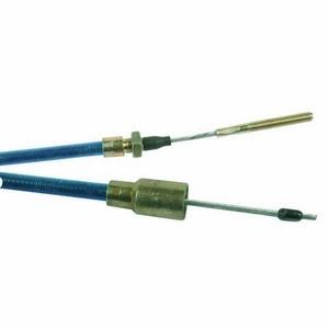 KNOTT DETACHABLE BRAKE CABLE - STAINLESS STEEL (OUTER:1330MM INNER:1540MM)