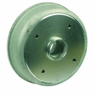 "203 X 40 BRAKE DRUM 4 STUD 5½"" PCD"