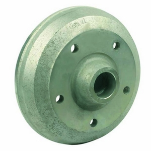 "250 X 40 5 STUD 6"" PCD BRAKE DRUM"