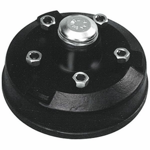 "PEAK 250 X 40 5 STUD 6"" PCD BRAKE DRUM"