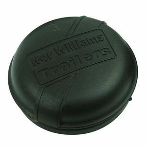 IFOR WILLIAMS 75.5MM BLACK PLASTIC GREASE CAP