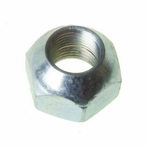 M16 CONICAL WHEEL NUT - ZINC PLATED