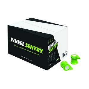 30MM REFLECTOR WHEEL SENTRY® KIT 6 STUD 205MM C/W SAFE BAND - SET FOR 4 WHEELS