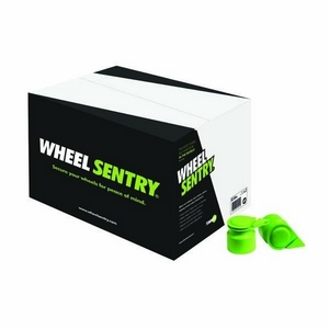 41MM WHEEL SENTRY® KIT 6 STUD 225MM C/W SAFE BAND - SET FOR 4 WHEELS