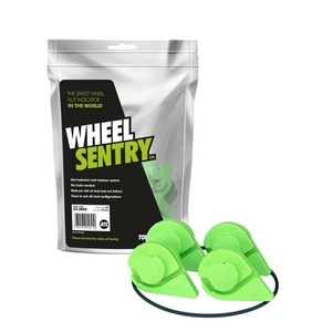 30MM WHEEL SENTRY® KIT 10 STUD 335MM PCD C/W SAFE BAND - SET OF 4