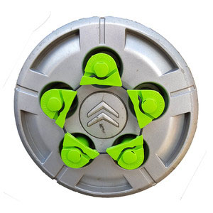 21MM DOUBLE POINTER WHEEL SENTRY®