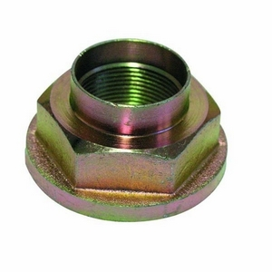 IFOR WILLIAMS M30 AXLE NUT (FLANGED)
