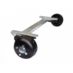 BRAKED AXLE TO SUIT XAS67KD