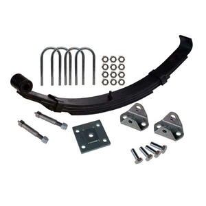 GROUNDHOG STYLE LEAF SPRING SET (NON GENUINE)