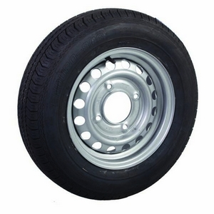 Trailer Wheels, Tyres and Mudguards
