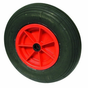 4.00 X 8 PNEUMATIC LAUNCH TROLLEY WHEEL & TYRE ASSEMBLY