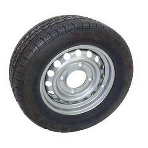 "195/50R13 4 STUD 5½"" WHEEL/TYRE ASSEMBLY"