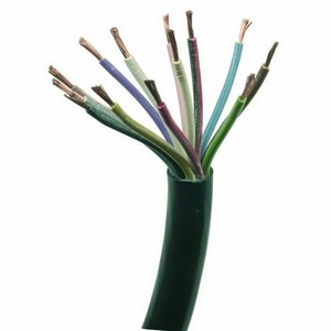 12 CORE CABLE BLACK (TO SUIT 13PIN PLUG/SOCKET) - 50M ROLL
