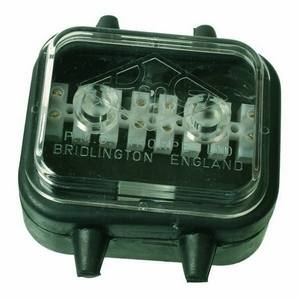 8-WAY RUBBER JUNCTION BOX