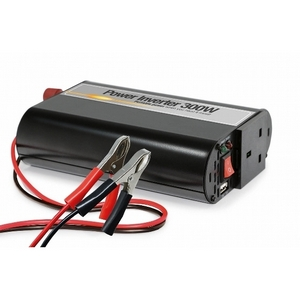 300W POWER INVERTER WITH USB