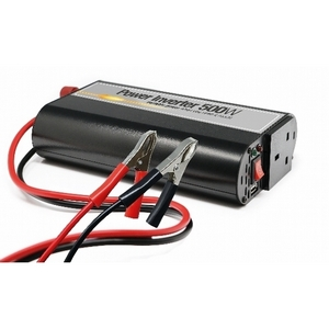 500W POWER INVERTER WITH USB