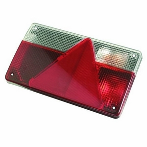 AJBA FP96 LENS FOR R/H REAR COMBINATION LAMP