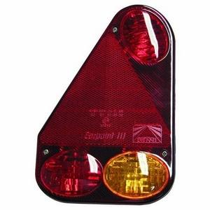 L/H REAR COMBINATION LAMP C/W QUICK FIT CONNECTORS