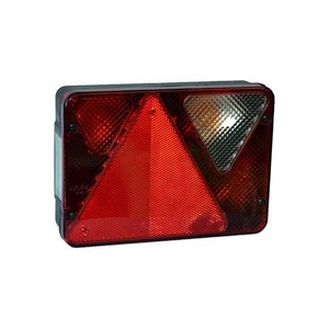 R/H REAR COMBINATION LAMP AND FOG LAMP C/W QUICK FIT CONNECTORS