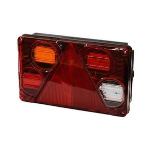 12/24V LED L/H REAR COMBINATION LAMP (6 FUNCTION)