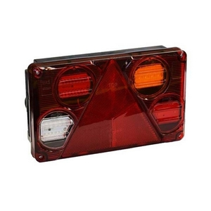 12/24V LED R/H REAR COMBINATION LAMP (6 FUNCTION)