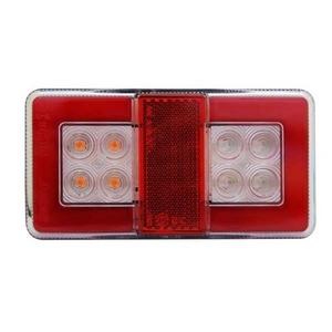 12/24V LED GLO TRAC COMBINATION LAMP
