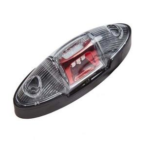 12/24V LED RED/WHITE MARKER LAMP