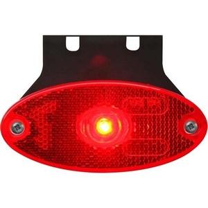 12/24V LED REAR MARKER LAMP C/W BRACKET
