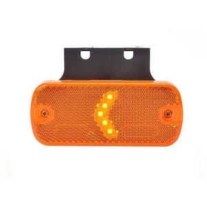 12/24V LED TAIL LAMP WITH ARROW C/W BRACKET
