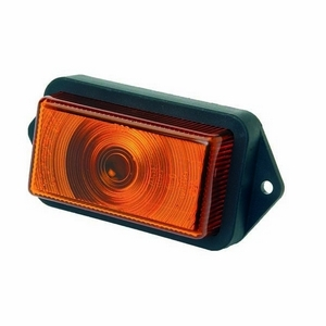 AMBER SIDE MARKER LAMP