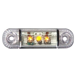 12/24V LED SIDE MARKER LAMP - COMPACT