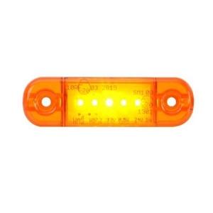 12/24V LED SLIMLINE SIDE MARKER LAMP
