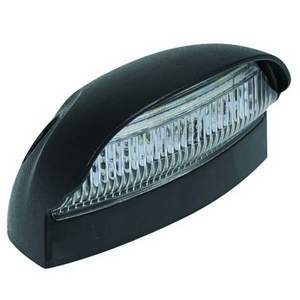 12/24V LED NUMBER PLATE LAMP