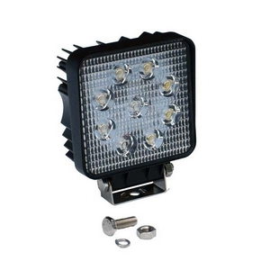 12/24V LED FLOOD LAMP C/W MOUNTING BRACKET