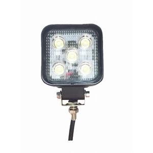 12/24V LED FLOOD LAMP C/W MOUNTING BRACKET 85 X 85 X 40MM