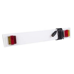 3' 12/24V LED LIGHT BOARD C/W 4M CABLE