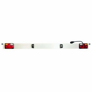2230MM LIGHT BOARD WITH REAR COMBINATION LAMPS INCLUDING REVERSE