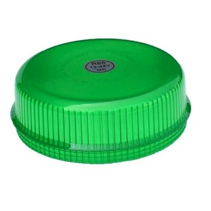 GREEN LENS FOR TOWMATE R65 LOW PROFILE BEACONS