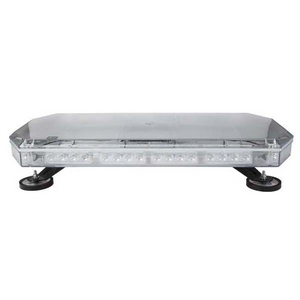 12/24V AMBER LED 600MM LOW PROFILE LIGHT BAR