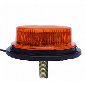 12/24V LED SINGLE BOLT (M10) LOW PROFILE BEACON