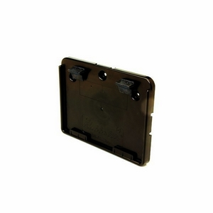 NUMBER PLATE HOLDER/PAD
