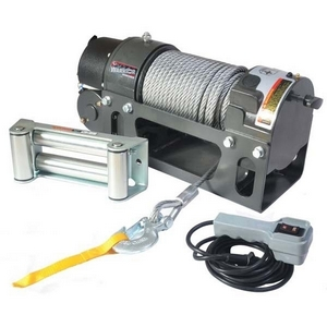 12000LB 12V VIKING ELECTRIC WORM DRIVE WINCH