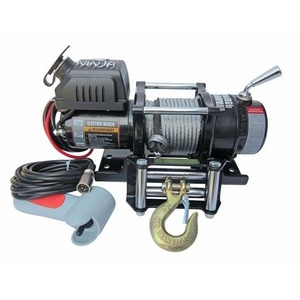 NINJA 4500LB 24V ELECTRIC WINCH