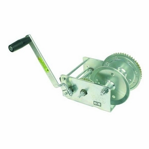 2500LB HAND WINCH TWO SPEED WITH BRAKE