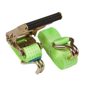 5T 4M RATCHET STRAP ASSEMBLY WITH CLAW HOOK