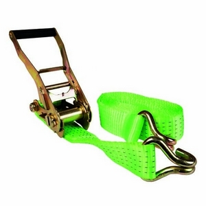 5T 12M RATCHET STRAP ASSEMBLY WITH CLAW HOOK