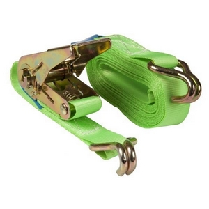 800KG 4M RATCHET STRAP ASSEMBLY WITH CLAW HOOK